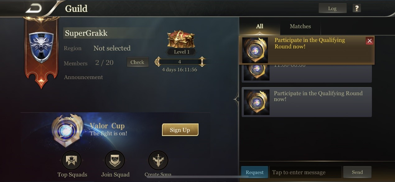 arena of valor ranking system
