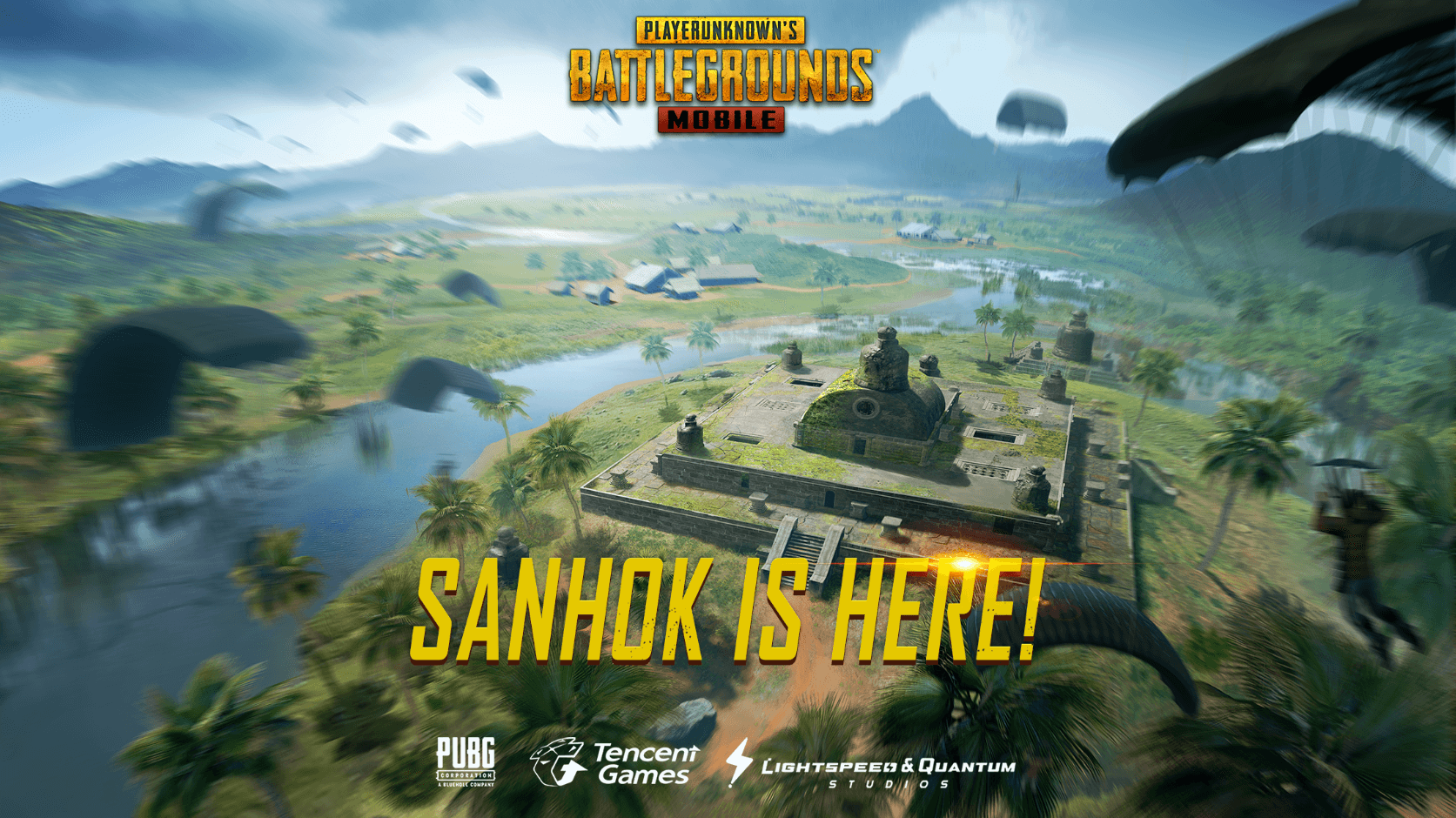 Pubg Mobile Has Been Released For Free In Us And Other: Official PUBG On Mobile