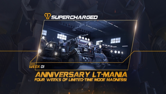 Anniversary LTMania- Four weeks of limited-time mode madness!
