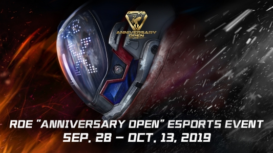 Introducing the ROE Anniversary Open eSports event