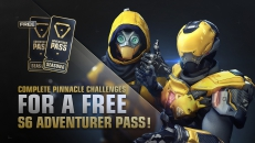 Pinnacle Challenges are back! Complete the challenges for a FREE Season 6 Adventurer Pass