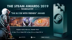 Vote for us in the 2019 Steam Awards!