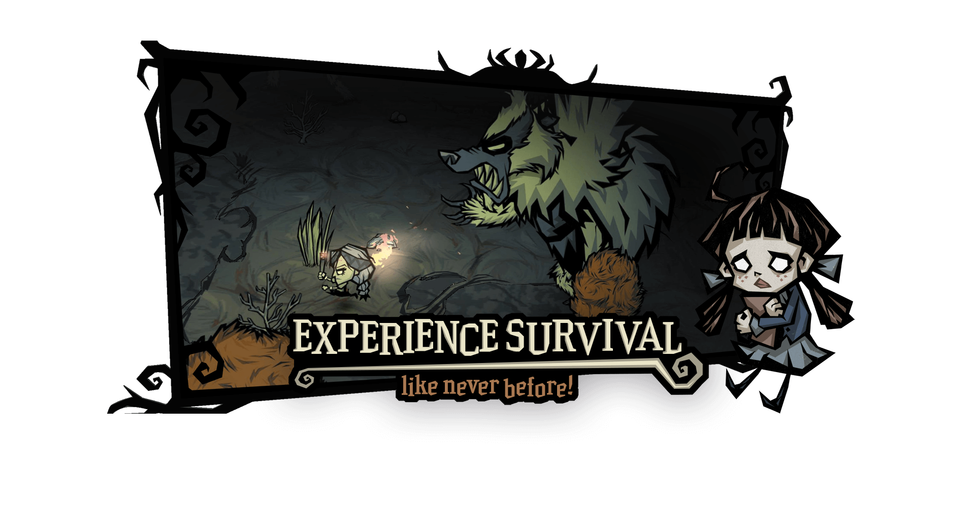 Don't starve experience survival
