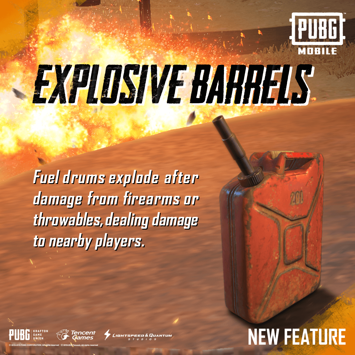 PUBG Mobile Official Patch Notes 0.15.0 Update 1