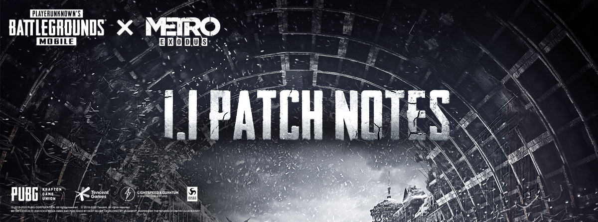 patch notes 1.1