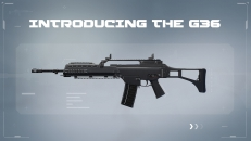 Introducing the latest Assault Rifle- G36
