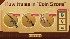 Patch Notes – UI Improvements, New Items in Coin Store (Nov.18.2020)